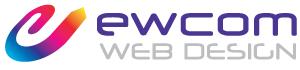 Ewcom Web Design Logo